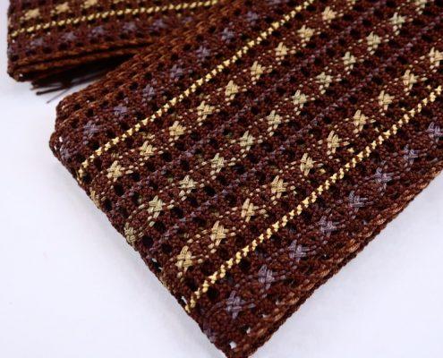 夏 角帯 (羅)絹100% 3色